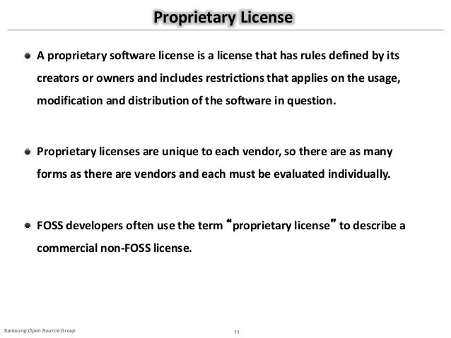 guide to open source compliance rh slideshare net Shrink Wrap License Software License