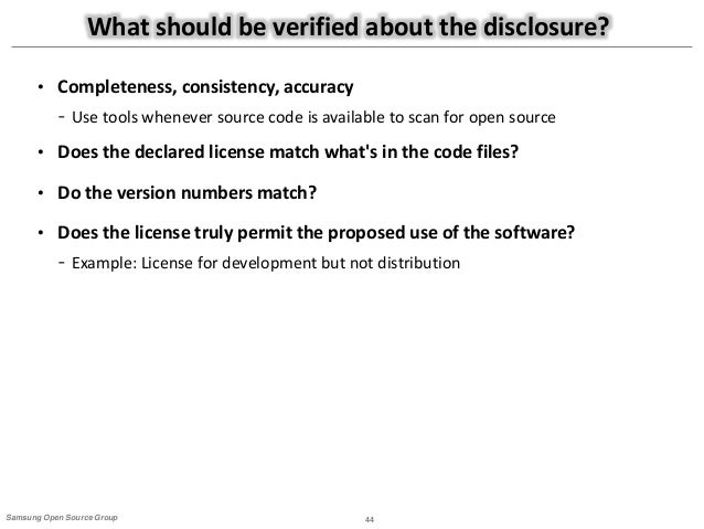 Guide to Open Source Compliance