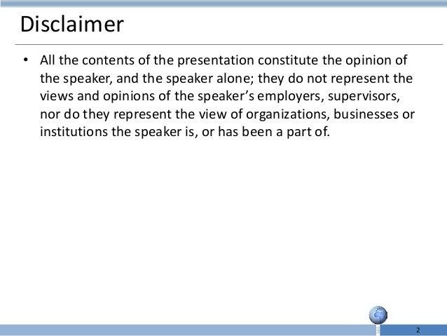 Compliance framework Slide 2