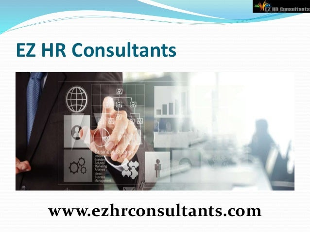 EZ HR Consultants www.ezhrconsultants.com