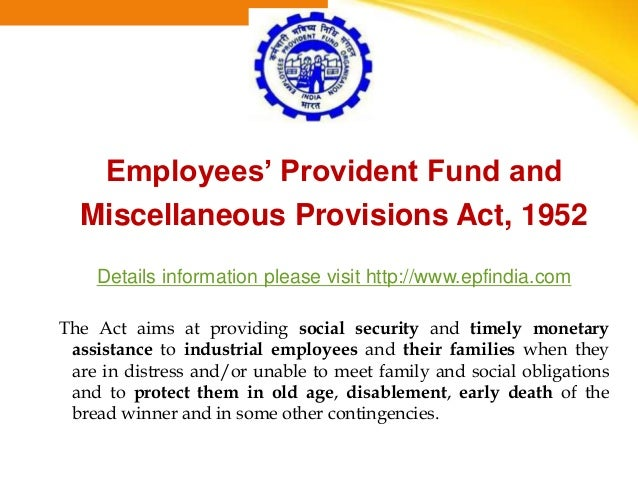 employees provident fund Employees provident fund, nepal manages provident fund (pf) in nepal on behalf of the government of nepal (gon) for government, public and private sector employees and come under ministry of.