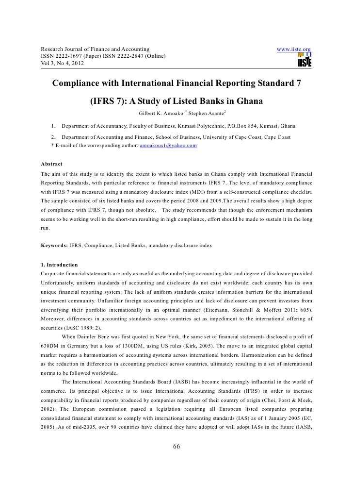 international financial reporting standard book The convergence, globally, of international financial reporting standards (ifrs) is gaining pace at a rapid rate, for the preparation of financial statements.