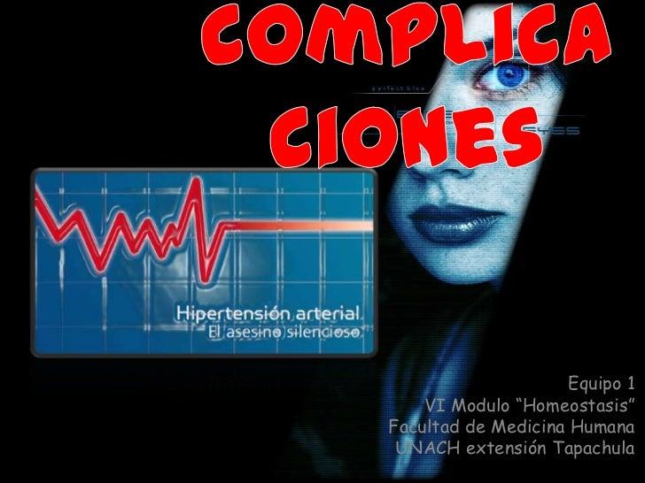 "Equipo 1    VI Modulo ""Homeostasis""Facultad de Medicina Humana UNACH extensión Tapachula"