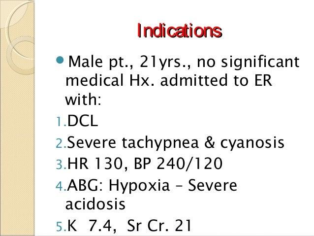 Complications of hemodialysis Slide 2