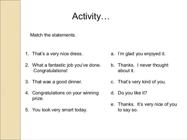 Compliments To Give To A Girl