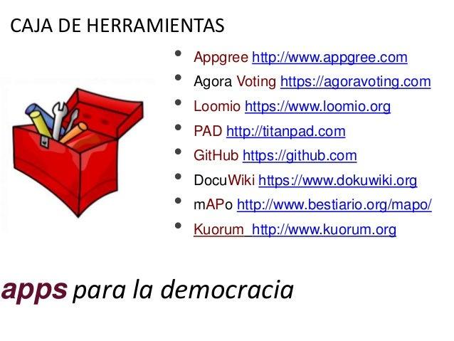 Tecnopolítica y Parlamento