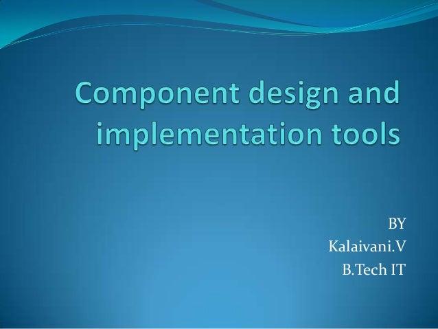 BYKalaivani.V B.Tech IT