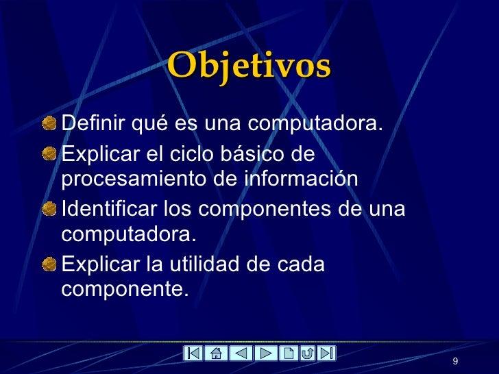 Componentes Computadora Final