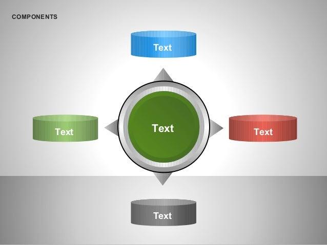 COMPONENTS TextText Text Text Text
