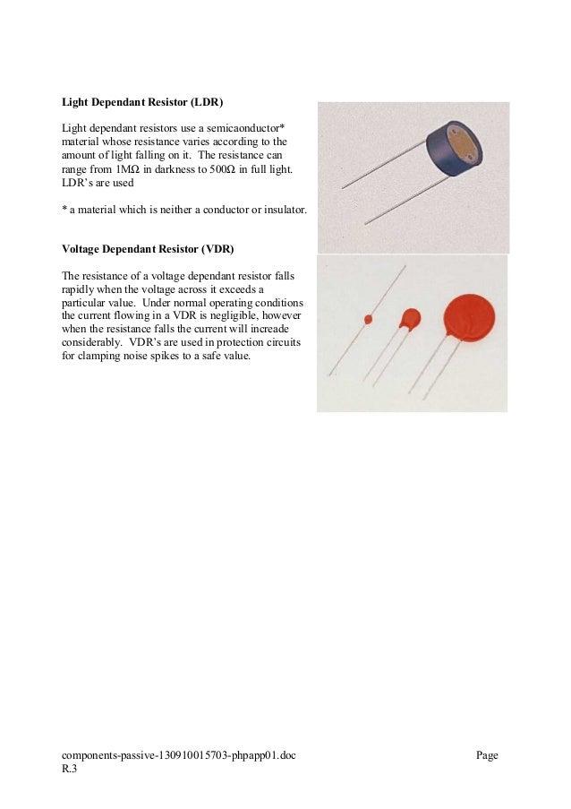 Enchanting Light Dependant Resistor Circuit Ensign - Wiring Diagram ...