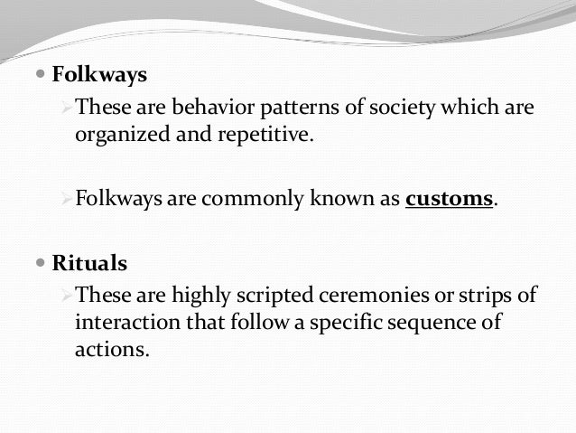 cultural component So we really need to include all three components in a definition of culture besides these components, culture has several properties: to quote bodley, it is shared, learned, symbolic, transmitted cross-generational - as discussed above.