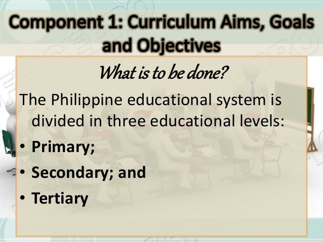 philosophy syllabus aims and objectives The purpose of christian education is the directing of the process of  the  scriptures possess this privileged status in the curriculum, for they.