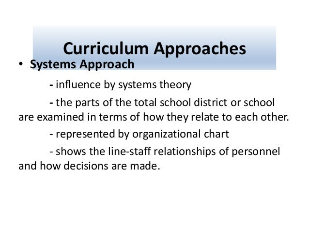 curriculum approaches Pdf | on jan 1, 2014, grace offorma and others published approaches to  curriculum development.