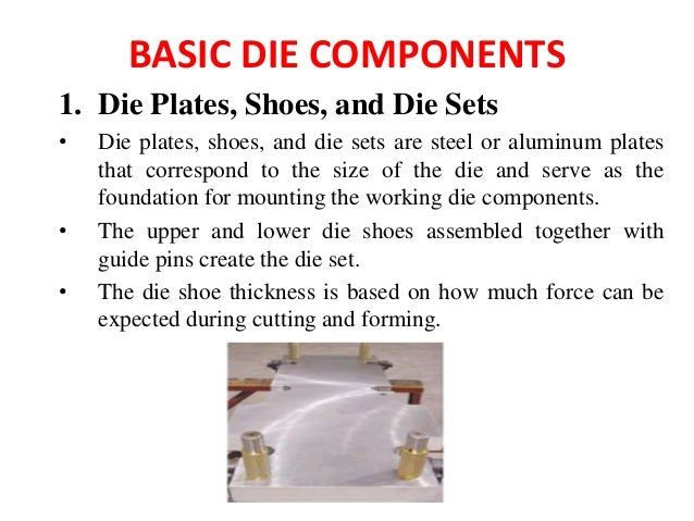 Components Of Die