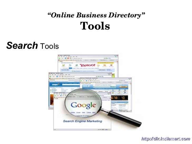 """"""" Online Business Directory"""" Tools Search  Tools http://dir.indiamart.com"""