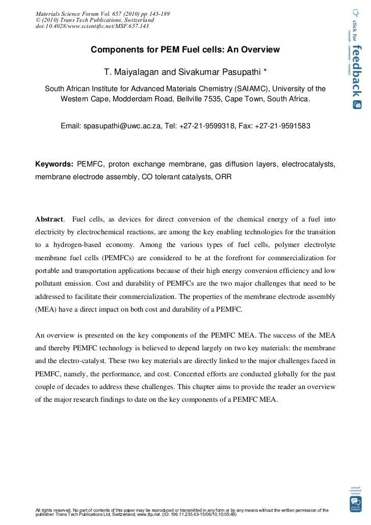 Materials Science Forum Vol. 657 (2010) pp 143-189© (2010) Trans Tech Publications, Switzerlanddoi:10.4028/www.scientific....