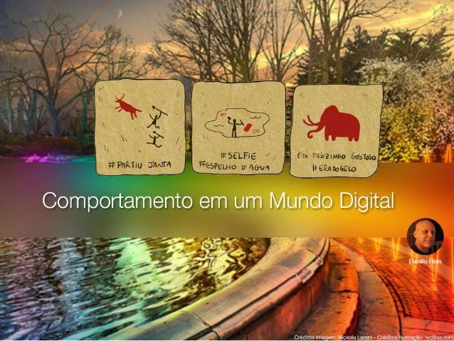 Comportamento do consumidor em um mundo digital - Comportamento, monitoramento, big data e data visualize
