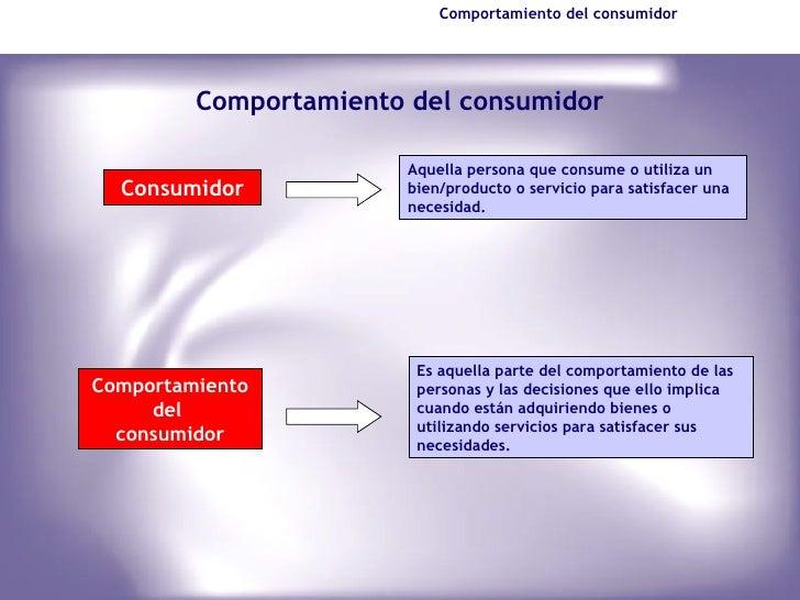 Comportamiento del Consumidor - Marketing - Instituto ISIV Slide 2