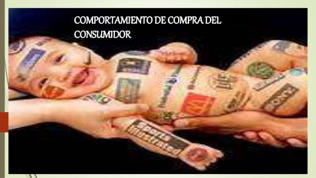 COMPORTAMIENTODE COMPRA DEL CONSUMIDOR