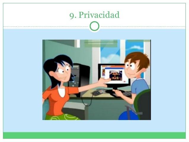 9. Privacidad