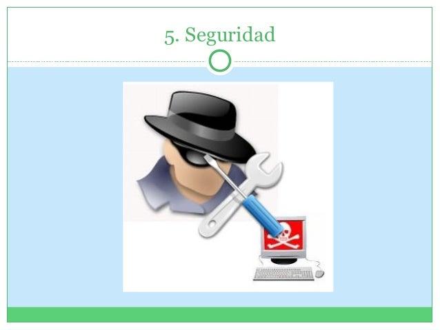 5. Seguridad