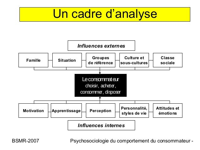 Un cadre d'analyse                              Influences externes                                    Groupes         Cul...