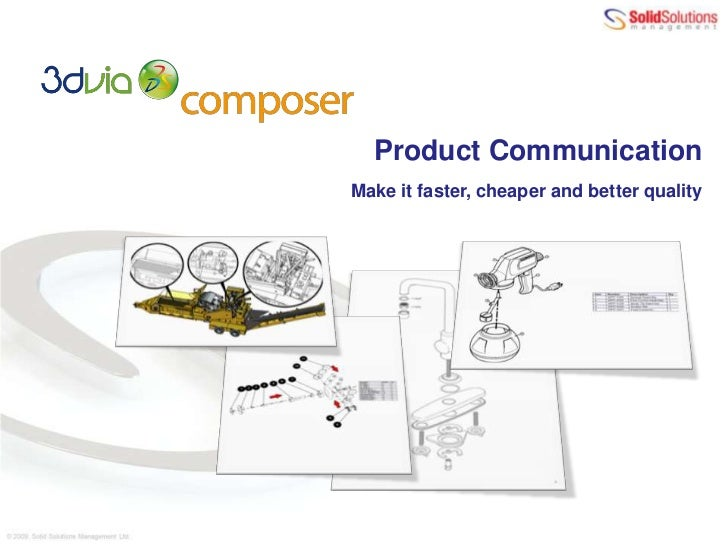 Technical Communications<br /> Make it faster, cheaper and better quality<br />Webcast by <br />