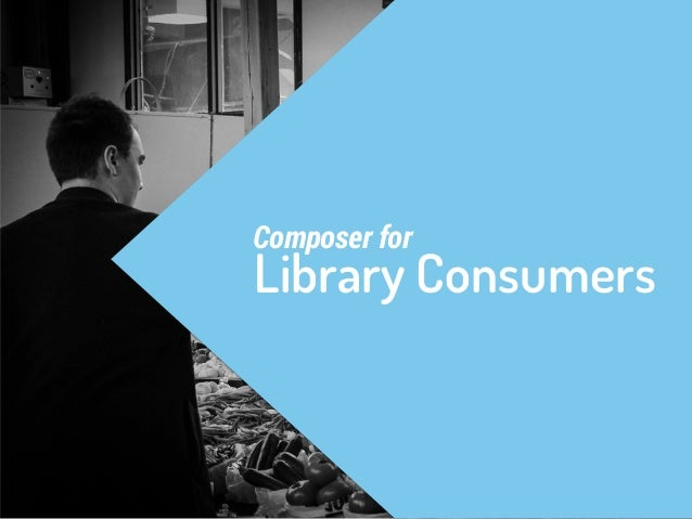 Make sure you have  installed the last  updates from other  developers.  ?  install or update  Library Consumer Install or...