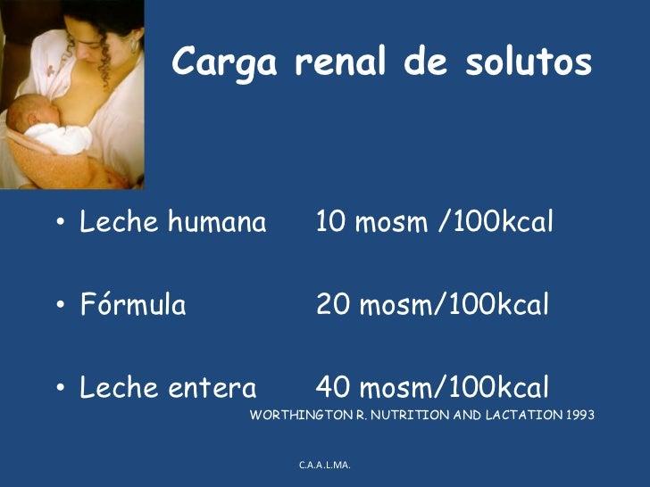 C.A.A.L.MA.<br />Hidratos de carbono<br />Componentes de la leche humanaOligosacáridos<br />Actúan como análogos de recept...