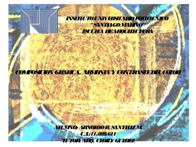 INSTITUTO UNIVE S                              R ITAR P ITE                                     IO OL CNICO               ...