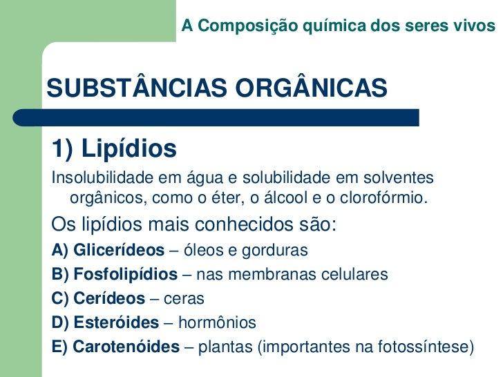 glicerideos cerideos e esteroides