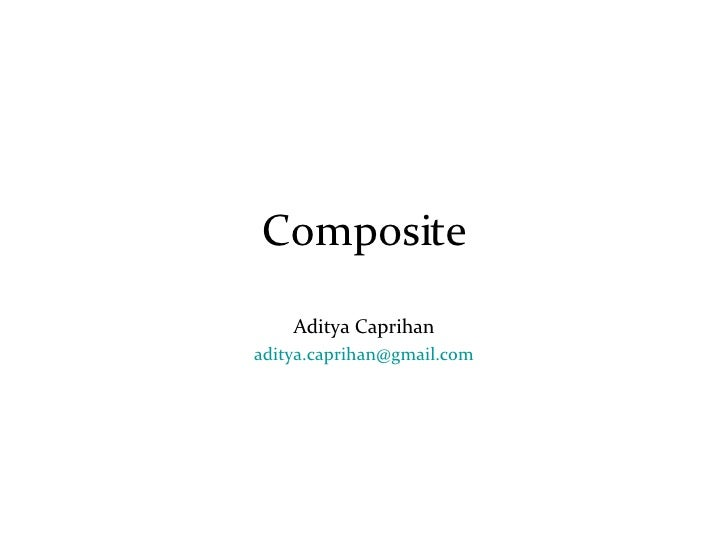 Composite Aditya Caprihan [email_address]