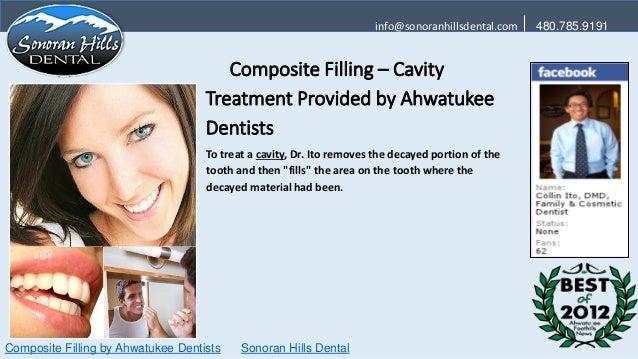 info@sonoranhillsdental.com   480.785.9191                                       Composite Filling – Cavity               ...