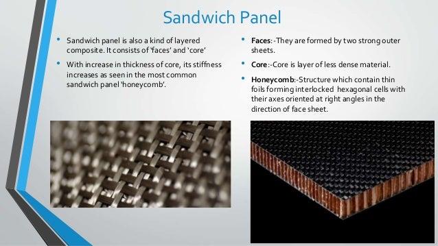 Sandwich Structured Composite : Composite materials
