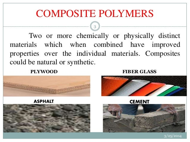 """""""Industrial applications of Composite Polymers"""" by Oan"""