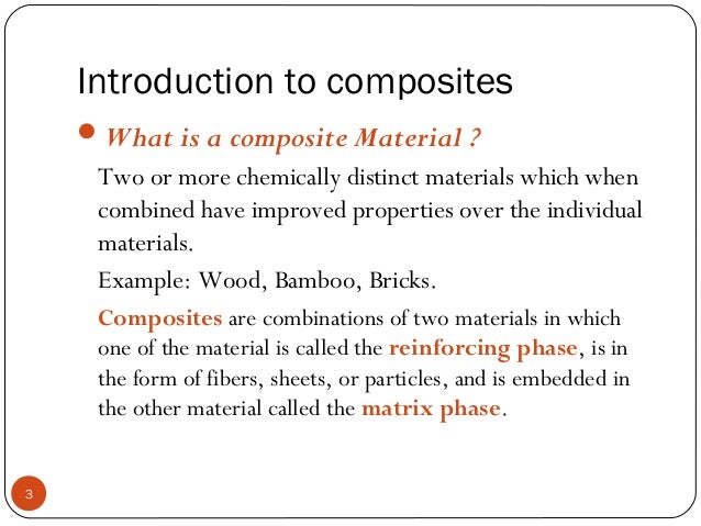Composites Manufacturing Technology