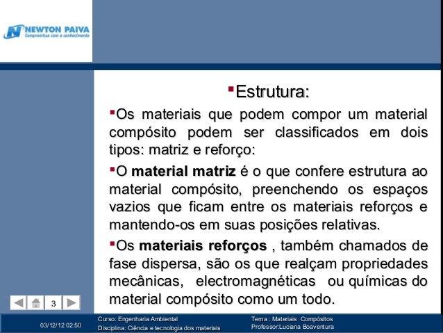 Compósitos Slide 3