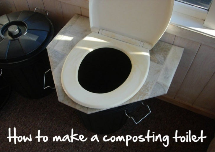 The 1 hour composting toilet