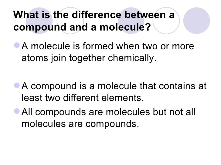 what is this improvement relating to a strong atom and also some molecule