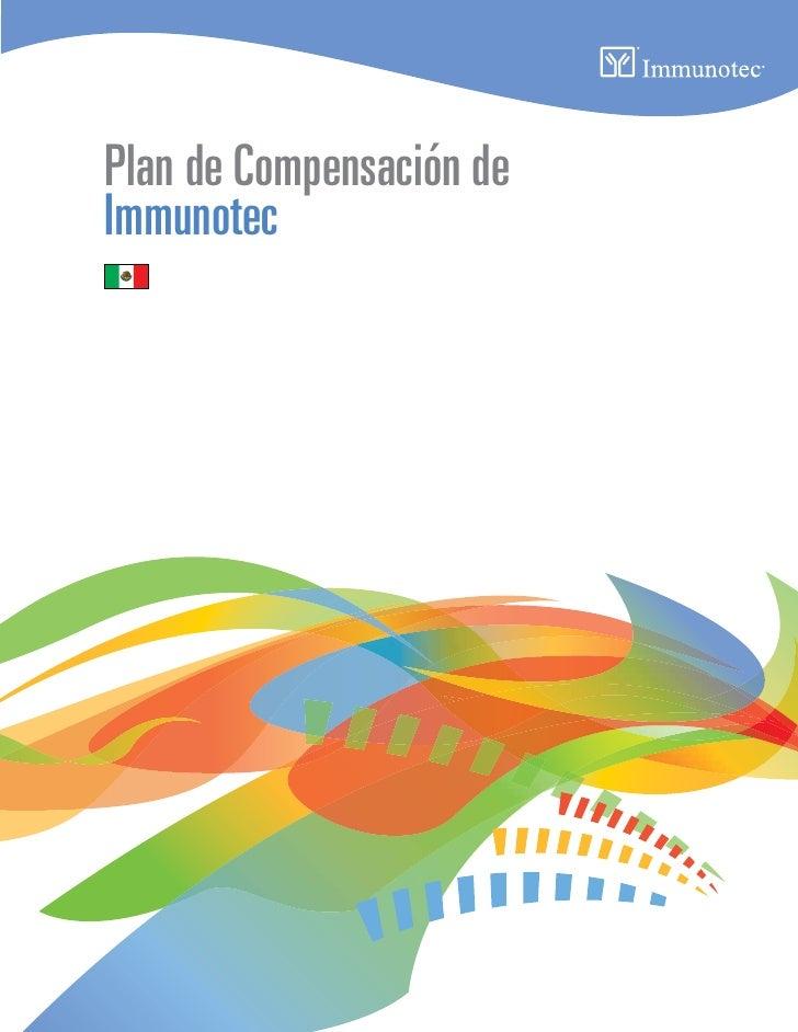 Plan de Compensación deImmunotec