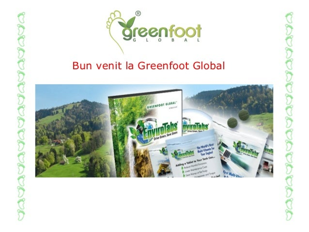 Bun venit la Greenfoot Global