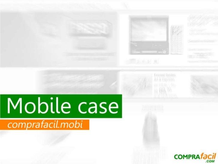Comprafacil - Mobile Case