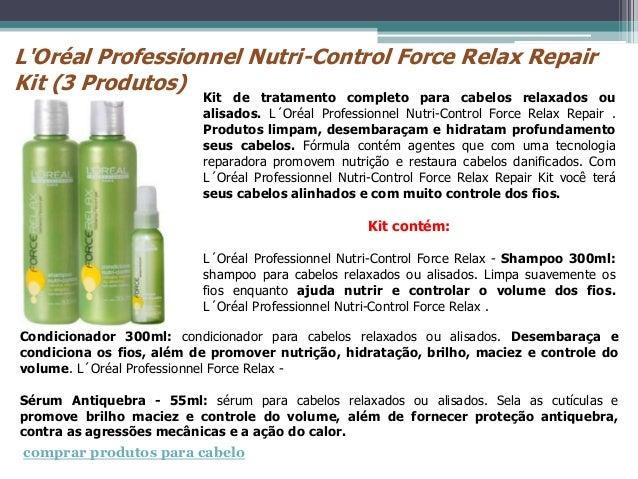 f88aac0a6 L'Oréal Professionnel Nutri-Control Force Relax ...
