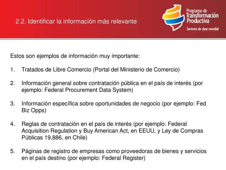 Federal Procurement Data System : Compras públicas en ee uu y chile camilo enciso