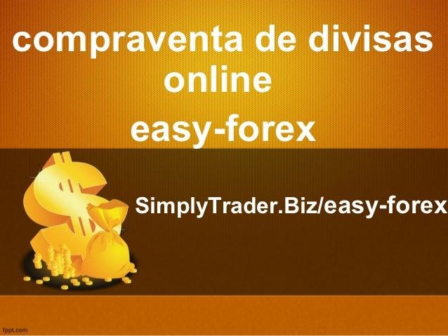 Online easy forex login