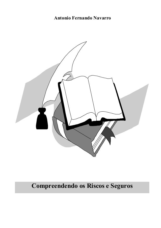 Antonio Fernando Navarro  Compreendendo os Riscos e Seguros