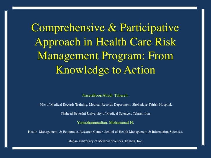 Comprehensive understanding of individual treatment in