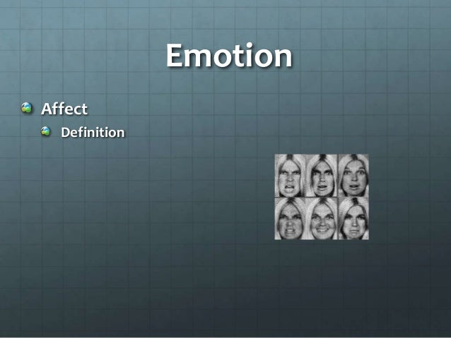 an examination of how emotions affect the cognitive process of an individual The influence of emotion on cognitive control: relevance for development and adolescent psychopathology  of emotional and cognitive control processes .