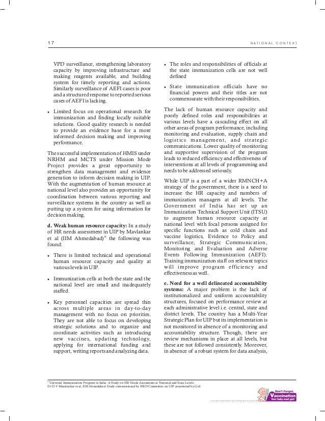 Case studies through the healthcare continuum vpd
