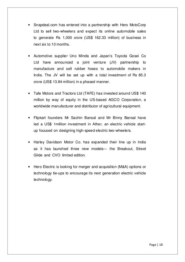 """sales promotion report of honda india A functional research project report on""""study on consumer  buying  bikes or two wheelers in india cater to various needs of the consumers   hero honda should improve on their after sales support, and have   marketing stimulus product price place promotion other stimulus economic  political social."""